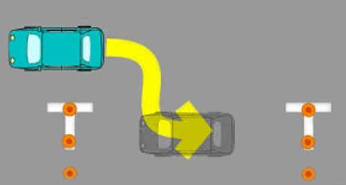خط کشی پارکینگ موازی