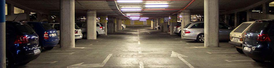 خط کشی پارکینگ ساختمان