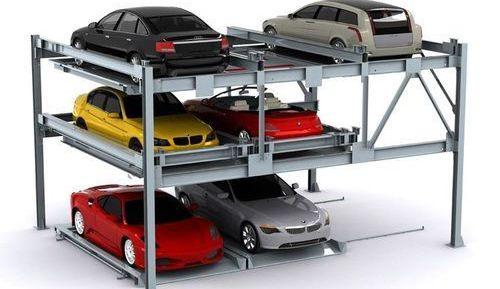 پارکینگ مکانیزه چیست