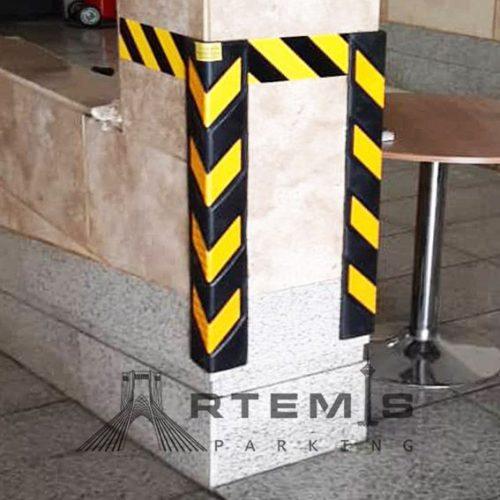 نصب ضربه گیر ستون