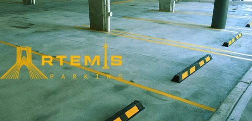 نصب انواع استاپر پارکینگی