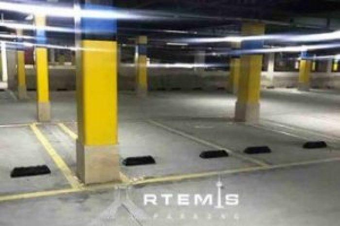 نصب استوپر پارکینگ